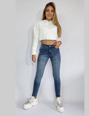 Jeans Skinny Mujer Santissima