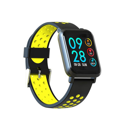 Smartwatch Lhotse Outdoor SW55 Plus Amarillo