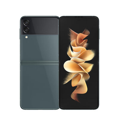 Celular Samsung Galaxy Z Flip3 5G 256GB Green