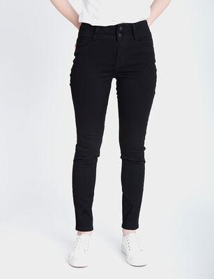 Jeans Indigo Push up Mujer Icono Ana