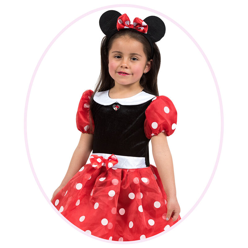 Disfraz Disney Minnie Deluxe