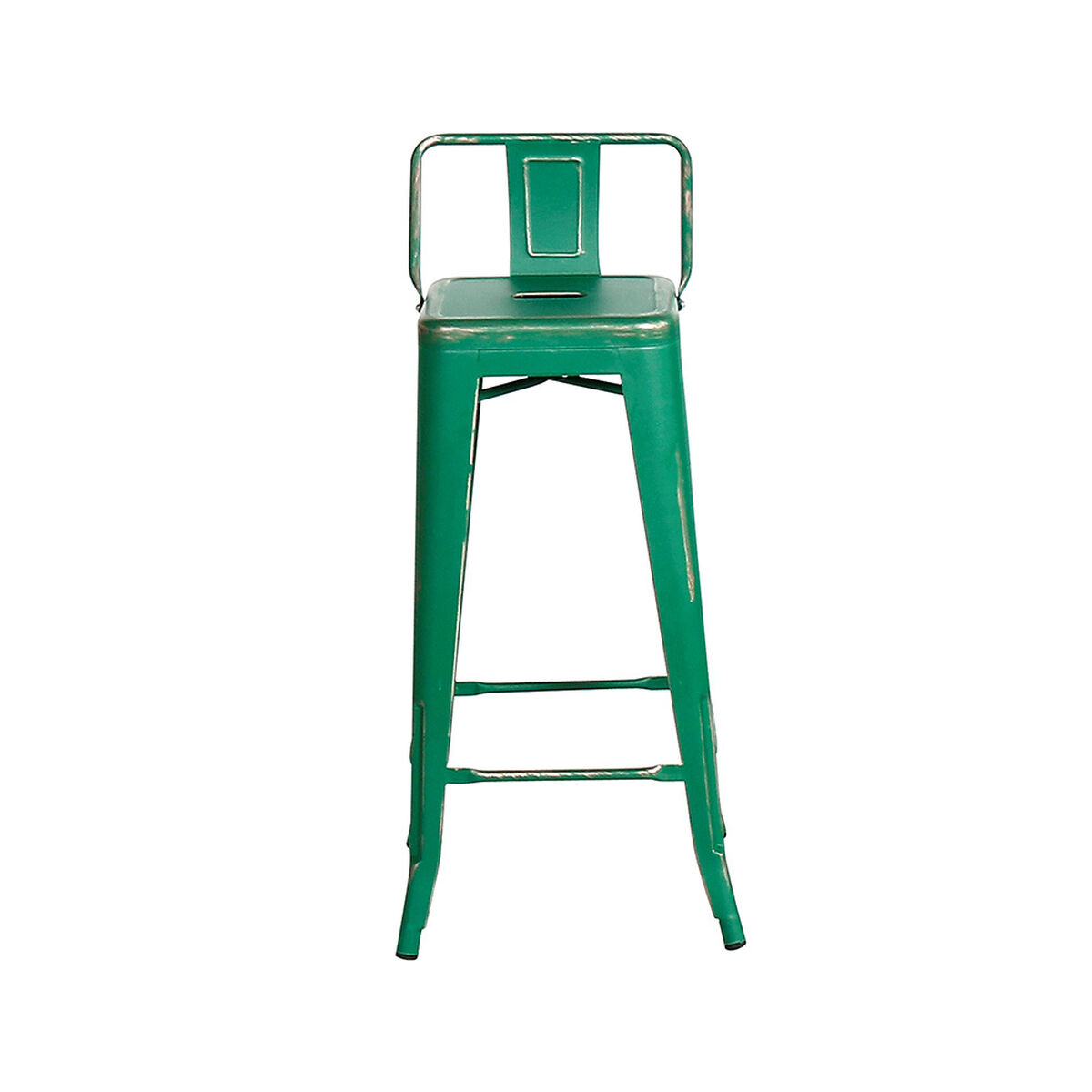 Set 4 Sillas Idetex Hight Vintage Verde