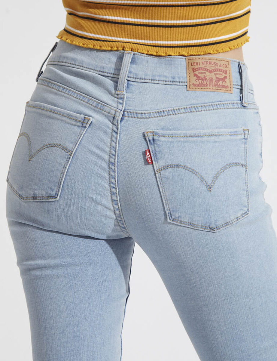 Jeans Super Skinny Mujer Levis