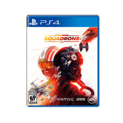 Juego PS4 EA Star Wars Squadrons