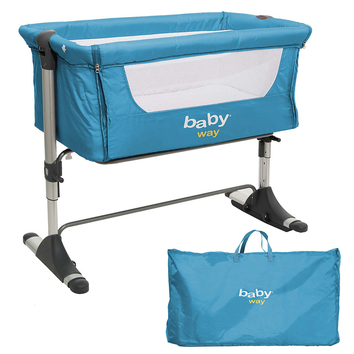 Cuna Colecho Pack Baby Way 613B18 Moises
