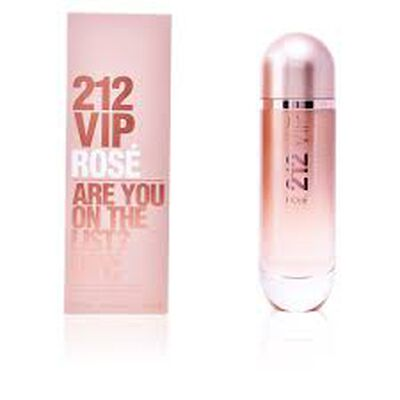 Estuche 212 VIP Rose (EDP 50ml + Body Lotion 75ml)