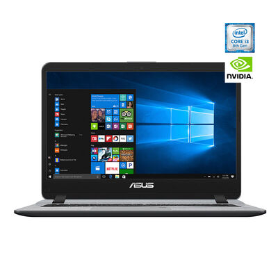 "Notebook Asus X407UB-BV169T Core i3 4GB 1TB 14"" MX110"