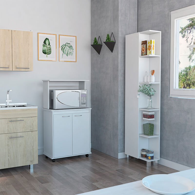 Combo Kitchen 1 Mueble Microondas + Optimizador