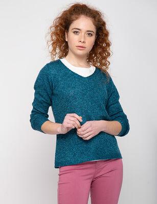 Sweater Melange Icono