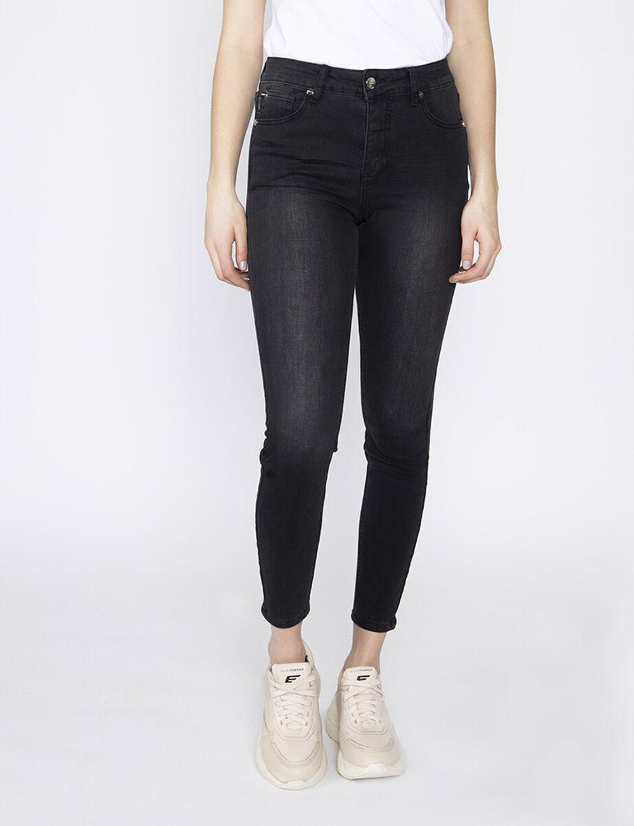 Jeans Tiro Alto Mujer Ellus