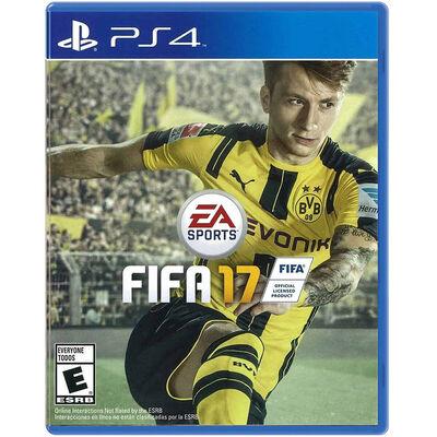 Juego PS4 FIFA 2017