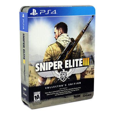 Juego PS4 Sniper Elite 3 Collectors Edition