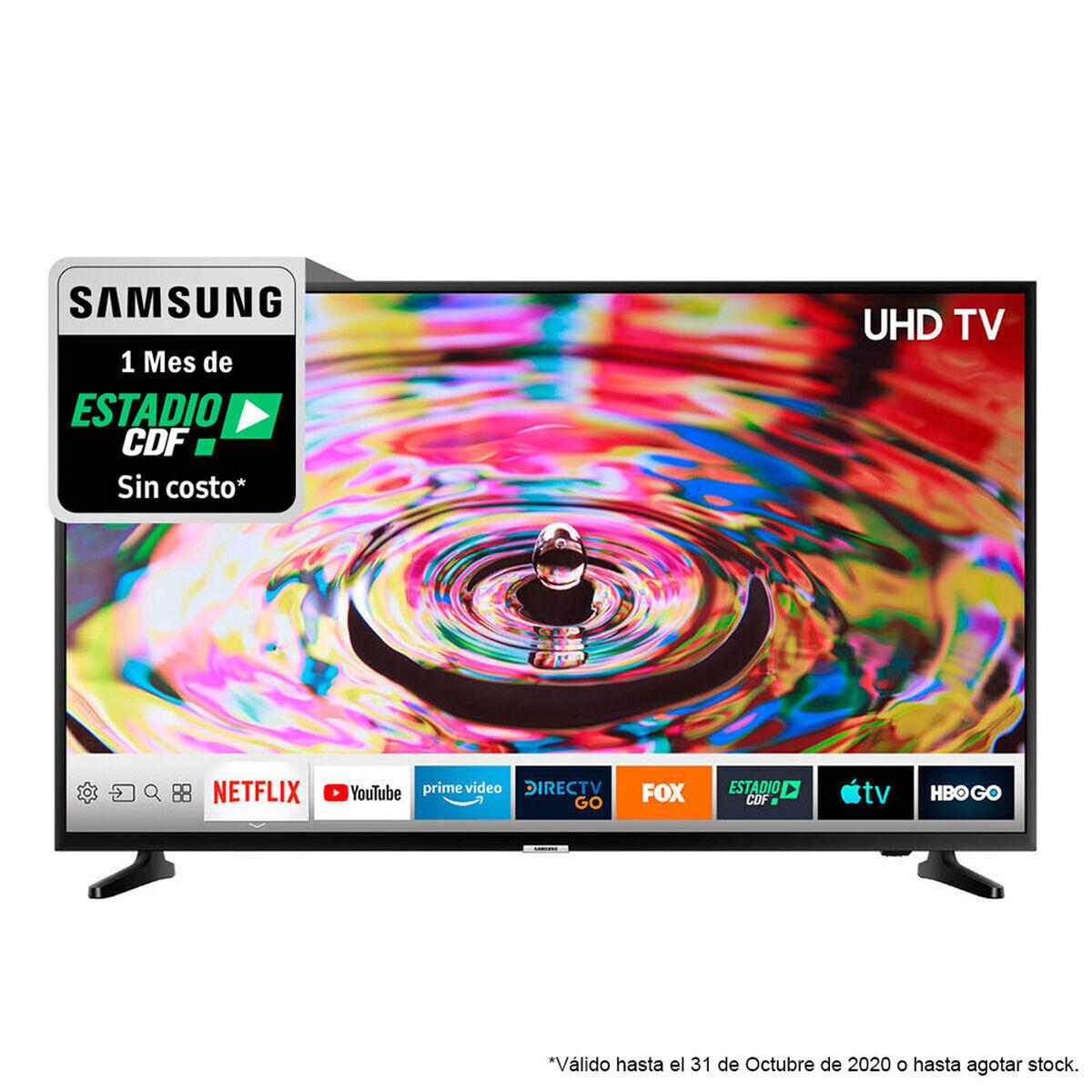 "LED 50"" Samsung UN50NU7095 Smart TV Ultra HD"
