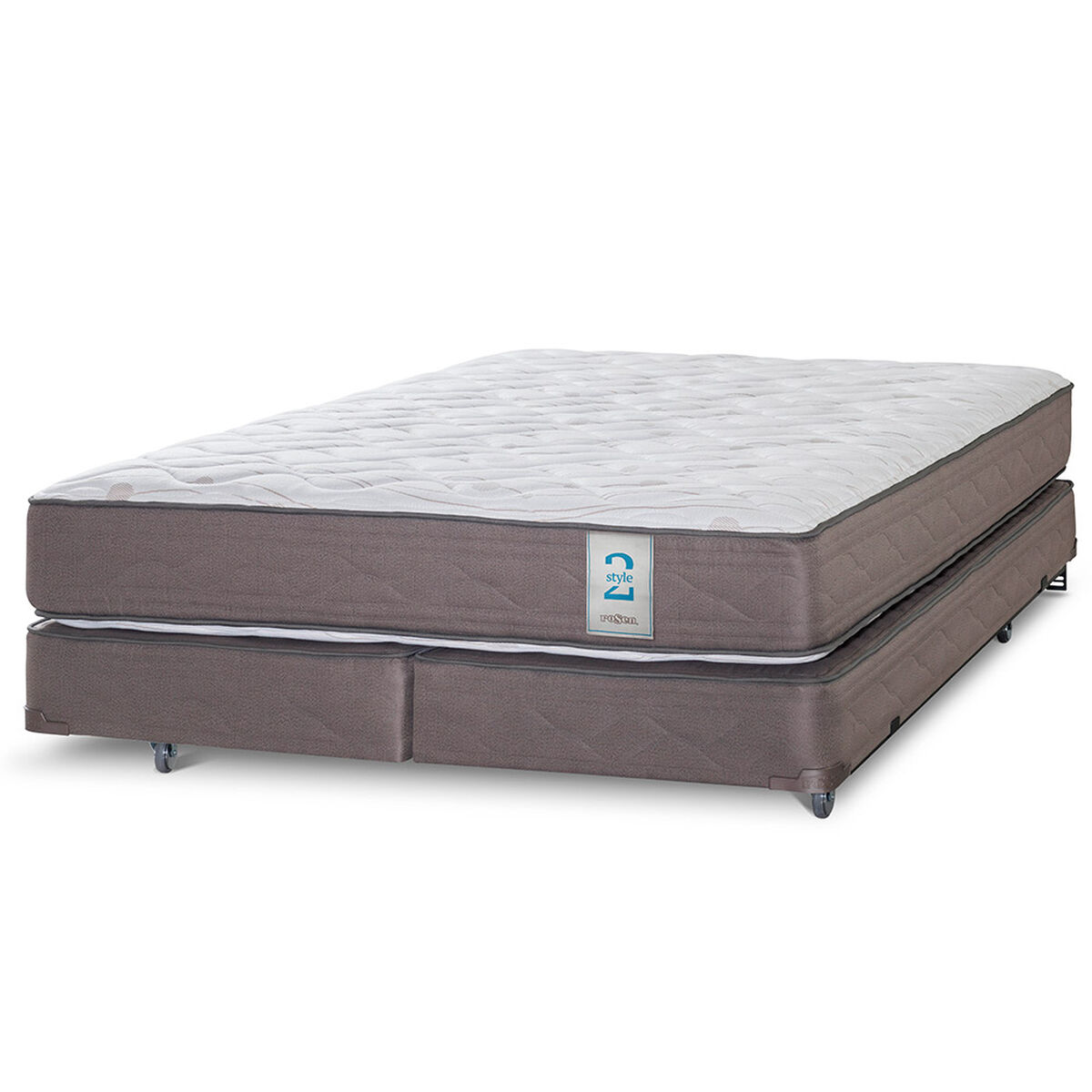 Box Spring King New Style 2