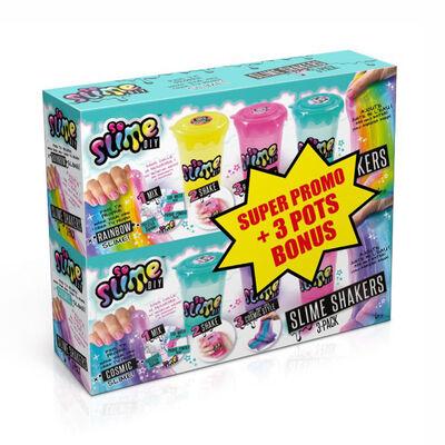 Slime Shaker 3 + 3