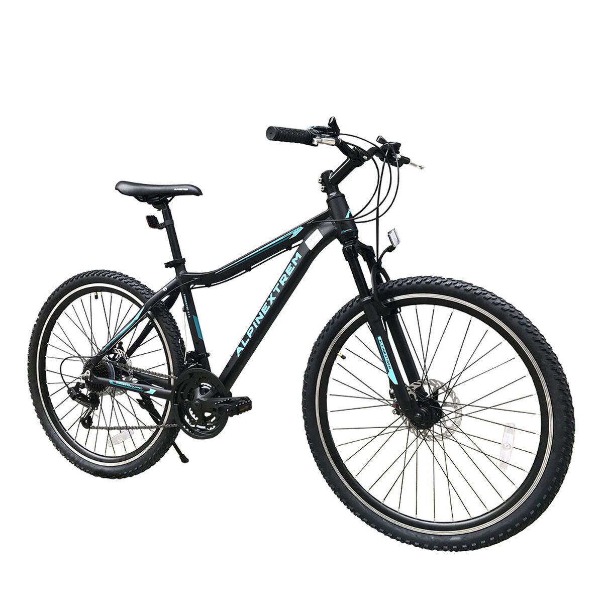 Bicicleta Alpinextrem Mujer Tangerine Aro 27.5 Morada