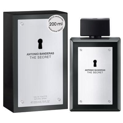 Perfume Antonio Banderas Secret 200 ml