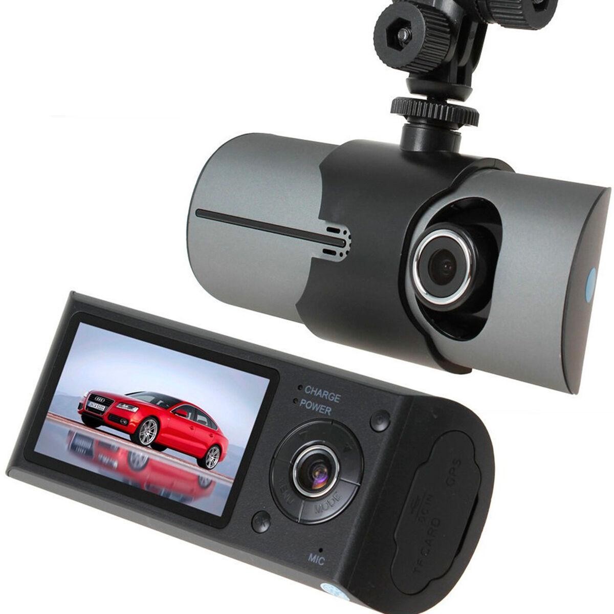 Cámara Automóvil Camtek R300 GPSFULL HD
