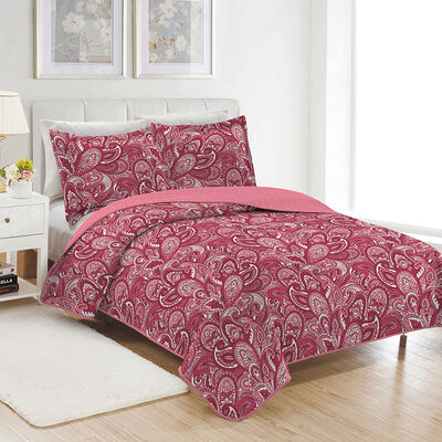 Quilt Paisley King