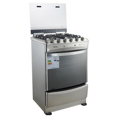 Cocina a gas Midea MCG 4Qi24AME4 63 lt