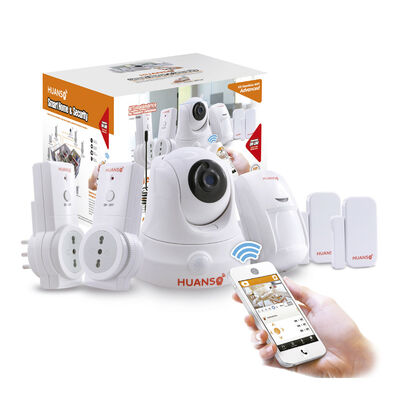 KIT de Seguridad Inalámbrico Domótica Wi-fi Advanced