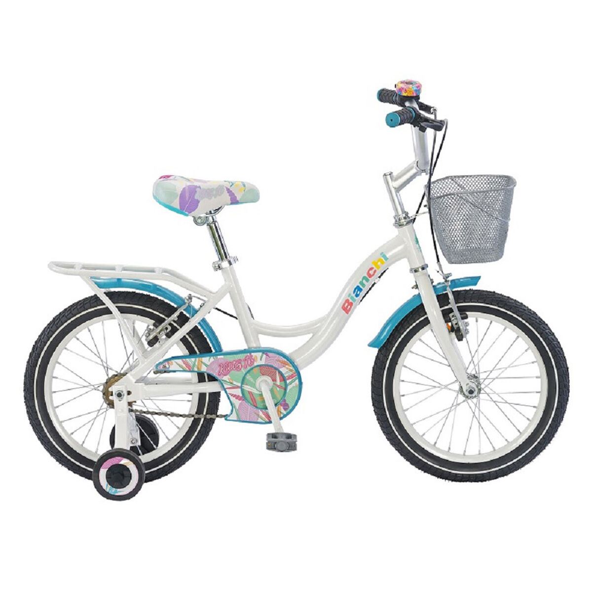 BIC.NINA KITTY_16 BICI_BIANCH