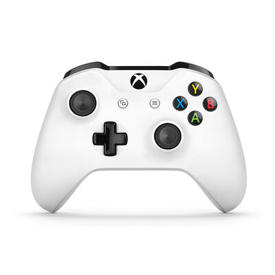 Control Inalámbrico Microsoft Xbox One Blanco