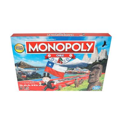 Nuevo Monopoly Chile