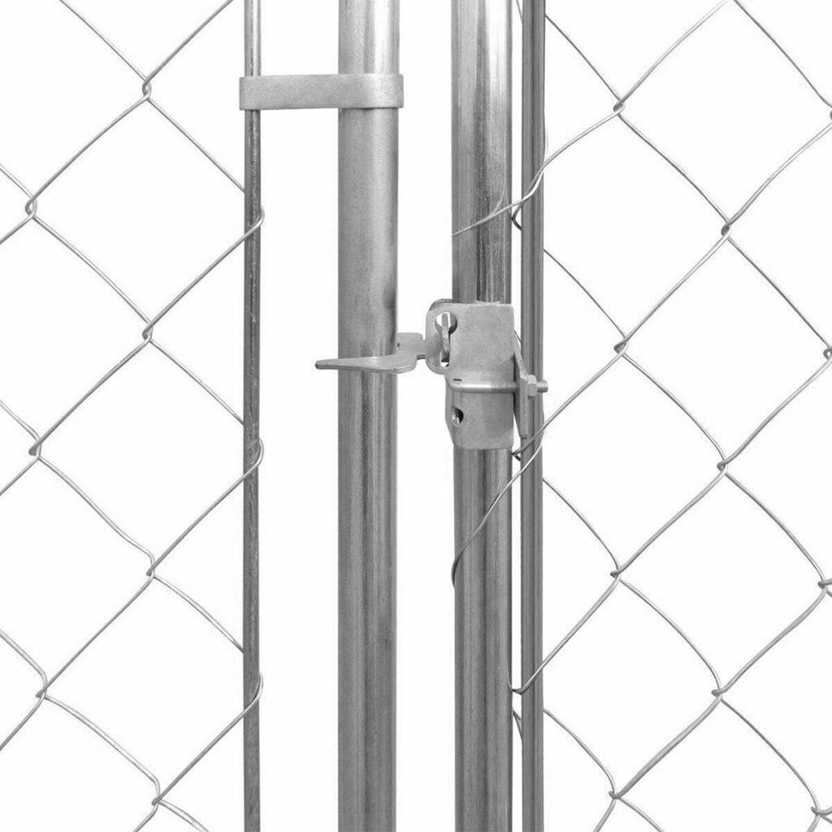Canil Modular Northwest Para Perros 4X2 Mts. Con Techo