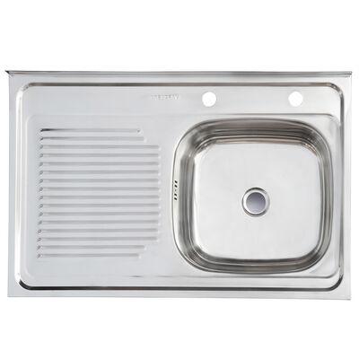 Lavaplatos Sobreponer Splendid 800x500 CO IZ