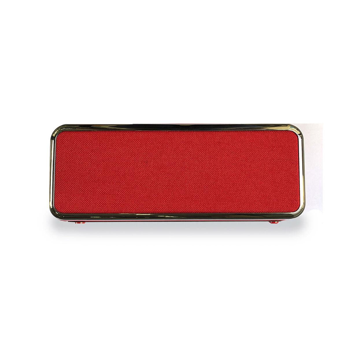 Parlante Bluetooth Lhotse Outdoor TG061 Rojo