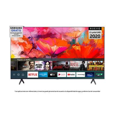 """LED 65"""" Samsung TU6900 Smart TV Crystal 4K UHD"""