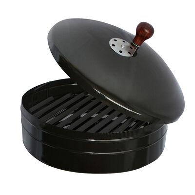 Parrilla Disco Ursus Trotter Gourmet Negro