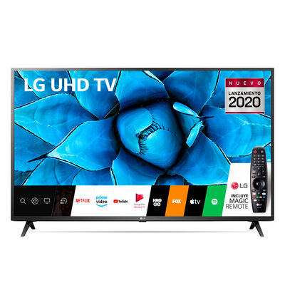 "LED 60"" LG 60UN7310 Smart TV 4K UHD"