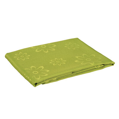 Mantel Redondo Agatha Verde 180 Cm