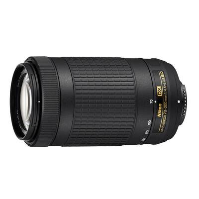 Lente 70-300mm para Cámara Nikon
