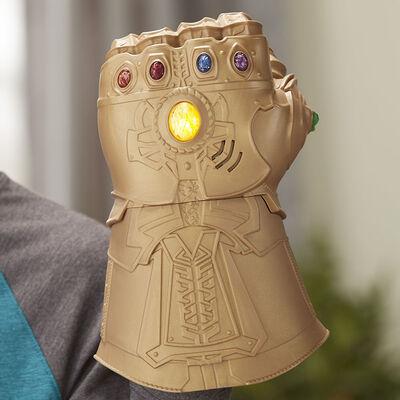 Avengers Thanos Guantelete Electrónico Sfx