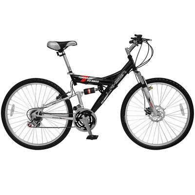 Bicicleta Lahsen BO82645 New Tornado Aro 26
