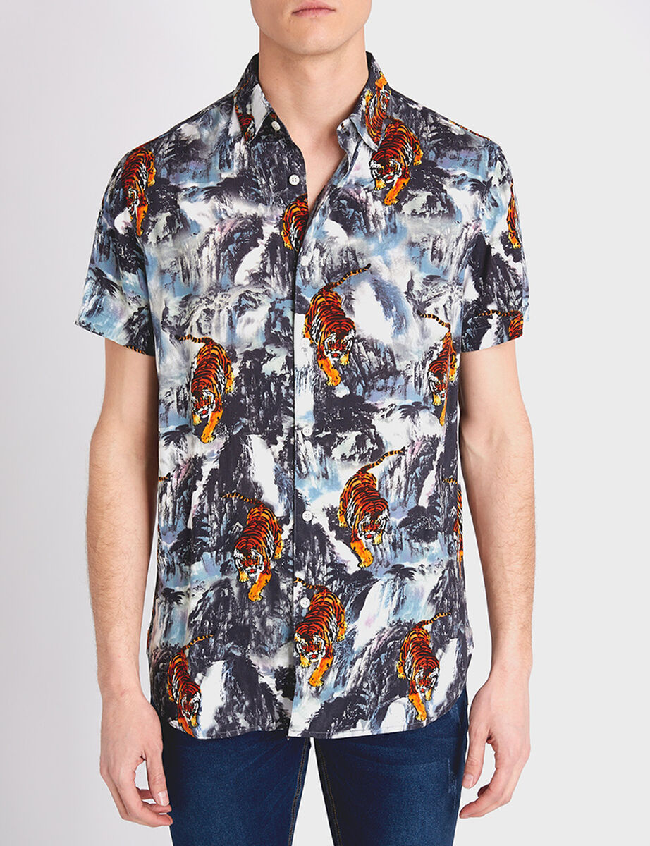 Camisa Guayabera Hombre Zibel