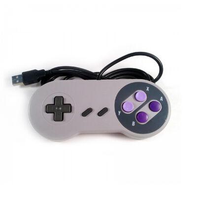 Gamepad Modelo Super Nintendo para Notebook Njoytech