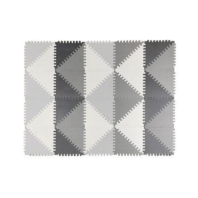 Puzzle Eva Triangulos Color Neutro