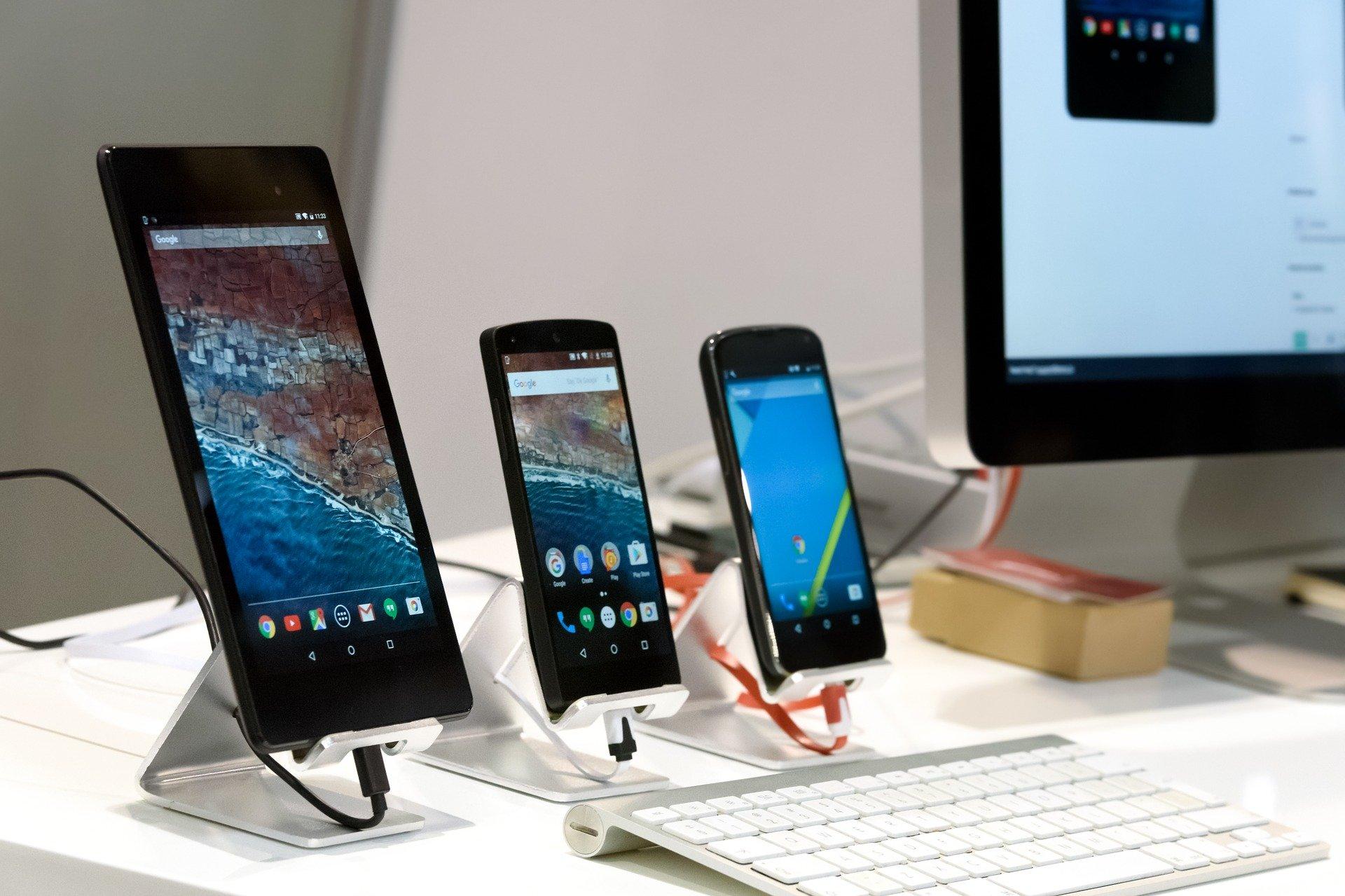 Opciones de celulares, como elegir tu celular
