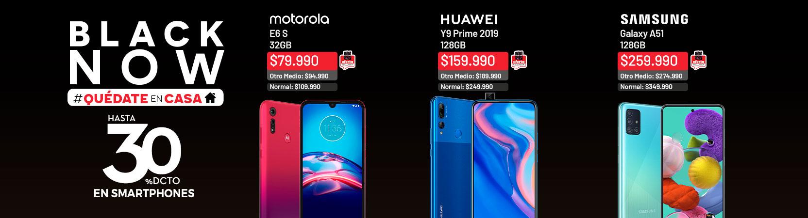 Hasta 30% dcto. en Smartphones | Motorola E6 S 32GB