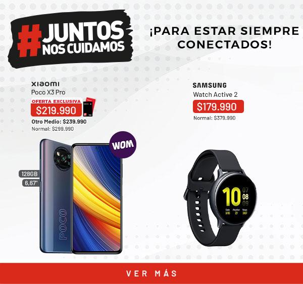 celulares+ smartwatches