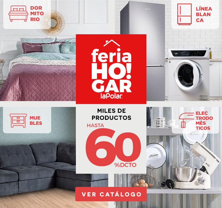 Feria Hogar   Hasta 60% dcto. en miles de productos para el hogar   Dormitorio  