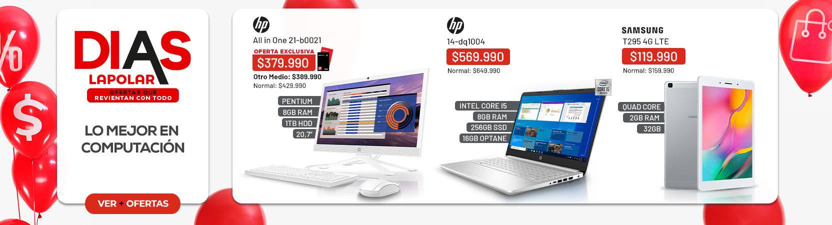 Computación - Elige potencia y rendimiento