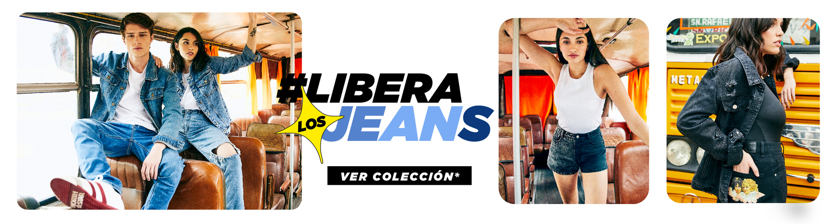 Jeans Hombre y Mujer