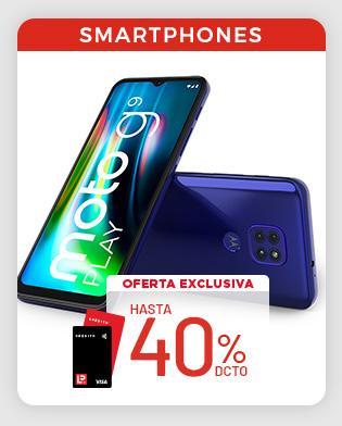 smartphones hasta 40% tlp