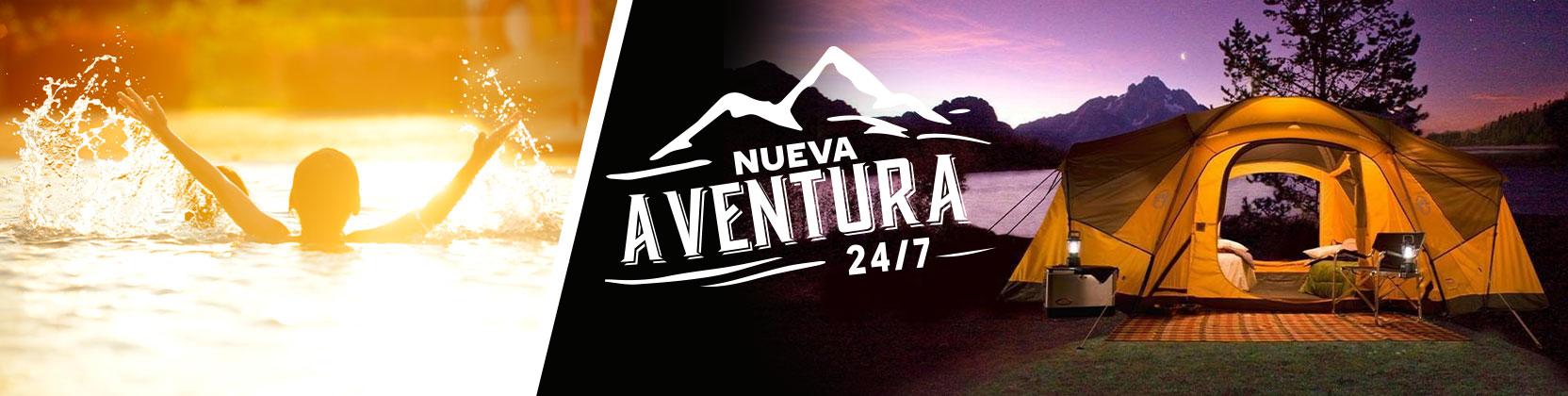 ¿Preparado para una nueva aventura?