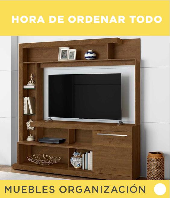Etiqueta Racks, Estantes y Organizadores | ¡Ordena y optimiza tus espacios! | Home TV Tulum 55